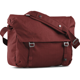 Lundhags Grett 15 Messenger Bag dark red